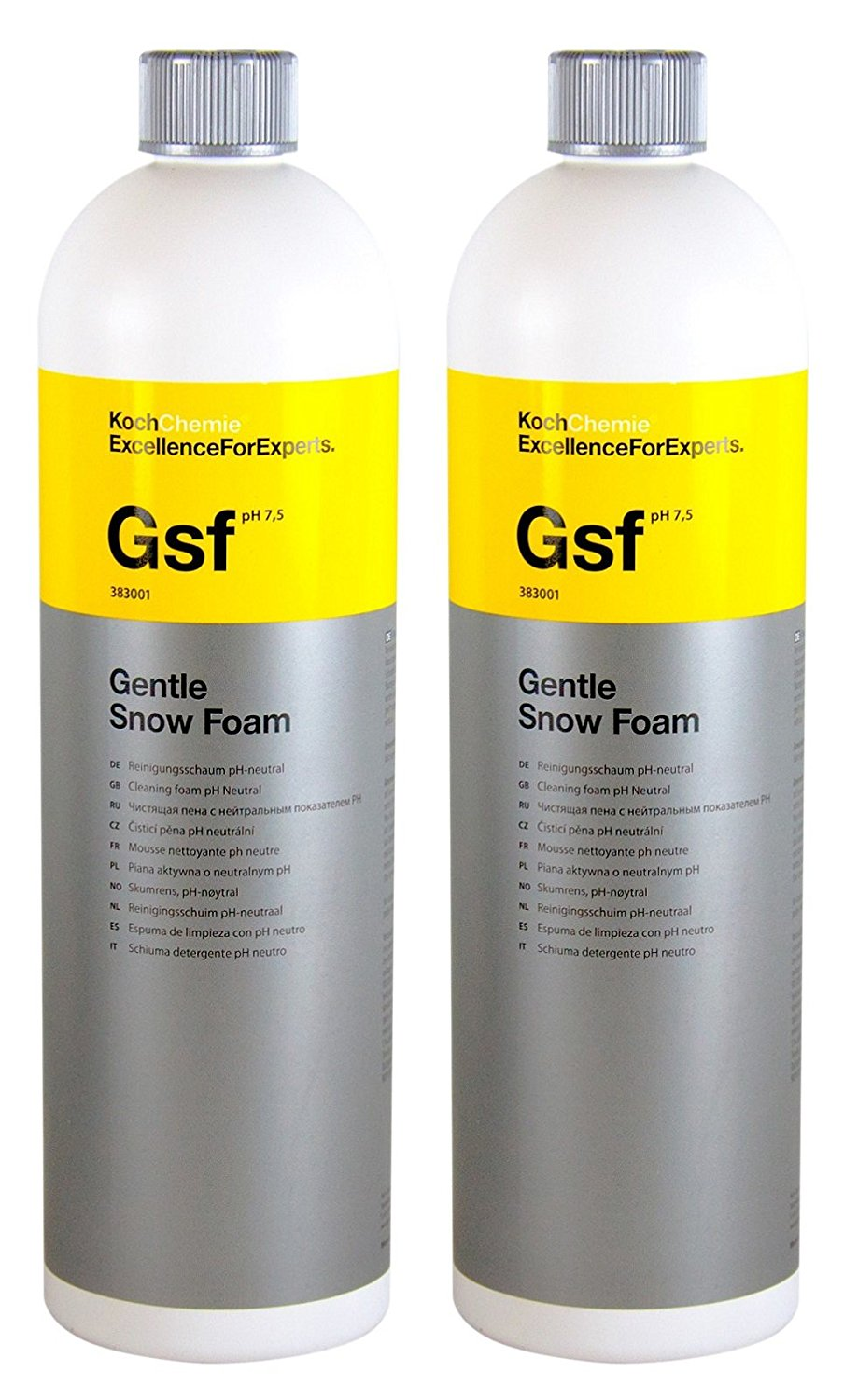 koch chemie gsf gentle snow foam nicecarwash. Black Bedroom Furniture Sets. Home Design Ideas