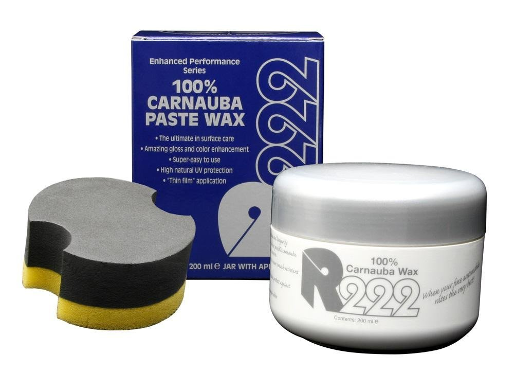 R222 Carnauba Paste Wax