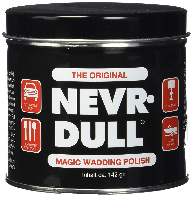 Nevr Dull Watte für Metalle