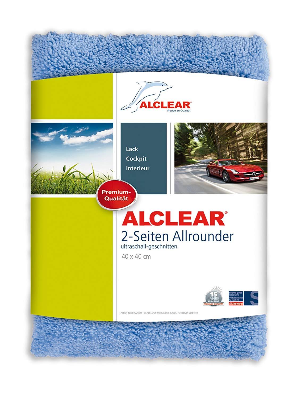 ALCLEAR Microfaser Auto Poliertuch