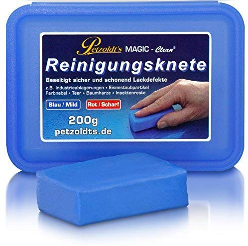 Petzoldt'sReinigungsknete Blau
